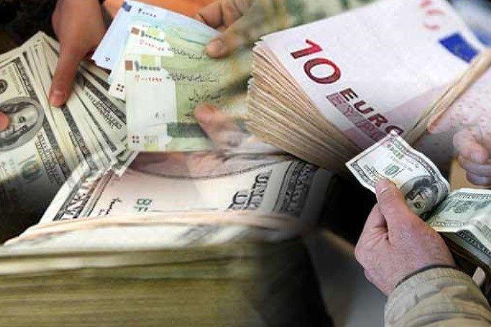 قیمت ارز در بازار آزاد 10 آذر 97/ قیمت دلار اعلام شد