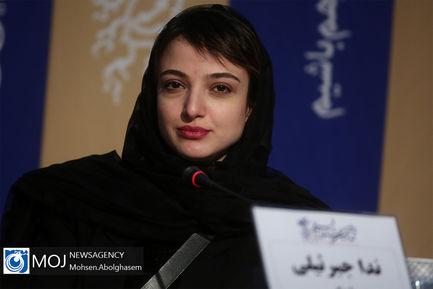 نشست خبری فیلم «دشمنان» به کارگردانی علی درخشنده