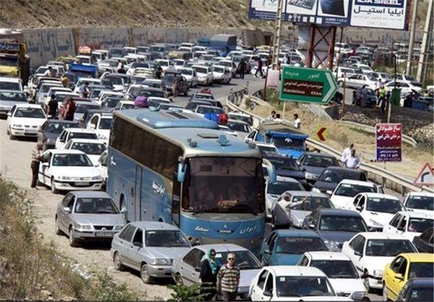 آخرین وضعیت ترافیکی راههای کشور اعلام شد