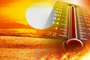 پیش بینی افزایش دمای بیش از ۴۹ درجه ای در خوزستان