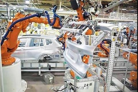 جنگ به صنعت خودروسازی آسیب رساند
