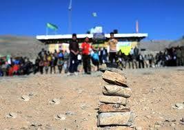 جشنواره بازیهای بومی و محلی عشایری و روستایی در ابرکوه
