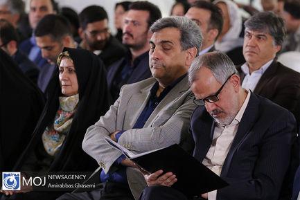 افتتاح ۱۴ پروژه شهری منطقه ۹ شهرداری تهران