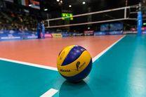 برنامه ایران در رقابت های والیبال قهرمانی جهان در مرحله دوم اعلام شد