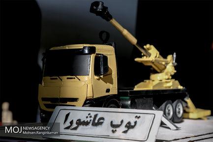 افتتاح نمایشگاه دستاوردهای بومی صنایع هوایی