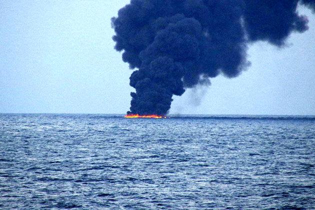 زمان تشییع جنازه پیکر سه دریانورد سانچی اعلام شد