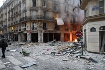وقوع انفجاری مهیب در پایتخت فرانسه