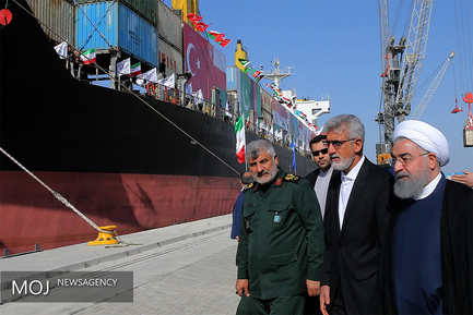 روز دوم سفر رییس جمهوری به سیستان و بلوچستان