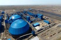 دستیابی به بیشترین تولید ماهانه گندله در فولاد سنگان/ عزم آهنین برای مانع زدایی از تولید