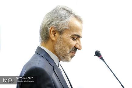 محمدباقر نوبخت سخنگوی دولت