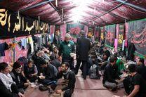 روزانه ۱۰۰۰ نفر در موکب حضرت علی اکبر(ع) اسکان داده میشوند