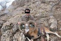 شناسایی و دستگیری شکارچی غیرمجاز در هرمزگان