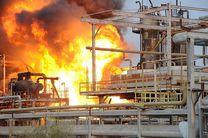 علت آتش سوزی پتروشیمی بوعلی نشت در واحد پارازایلین است