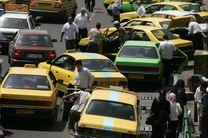 فرسودگی ناوگان مهمترین علت استفاده نکردن از کولر / برخورد با متخلفان تاکسی