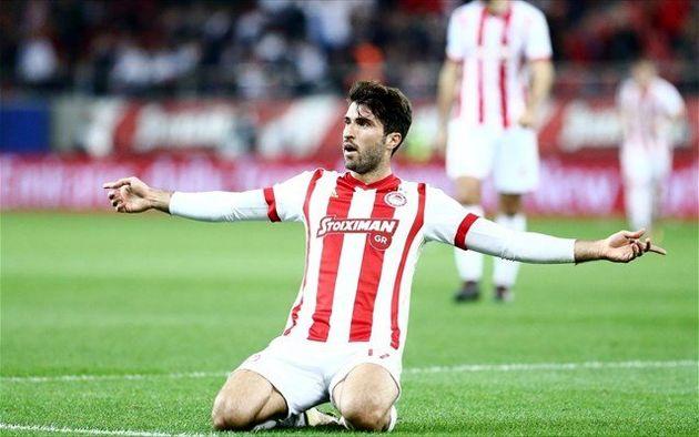 انصاریفرد به عنوان بهترین بازیکن هفته هجدهم لیگ یونان انتخاب شد