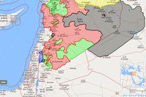 ارتش سوریه کنترل بخشهای وسیعی از مرز با اردن را به دست گرفت