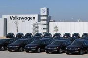 تولید شش کارخانه فولکس واگن مختل شد