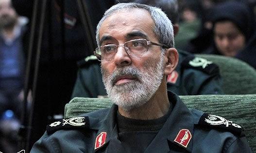 سردار نجات به عنوان جانشین قرارگاه ثارالله سپاه منصوب شد
