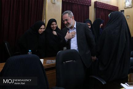نشست کارشناسان امور زنان آموزش و پرورش/محمد بطحایی وزیر آموزش و پرورش