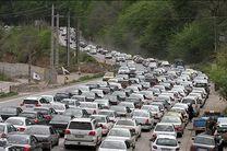 آخرین وضعیت ترافیکی و جوی جاده ها در 25 آبان ماه