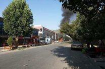 انفجار تروریستی انتحاری در کابل 20 کشته برجا گذاشت