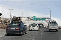محدودیتهای ترافیکی راهها تا روز یکشنبه اعلام شد