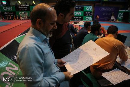 رقابت های انتخابی تیم ملی تکواندو