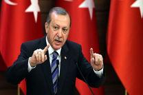 اردوغان گولن را عامل سرنگون کردن سوخوی روس معرفی کرد