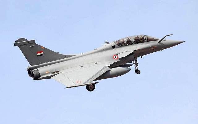 عملیات هوایی ارتش مصر در صحرای غربی