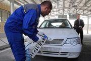 تعویض پلاک ۶۰۰ هزار  خودرو از طریق نوبتدهی اینترنتی