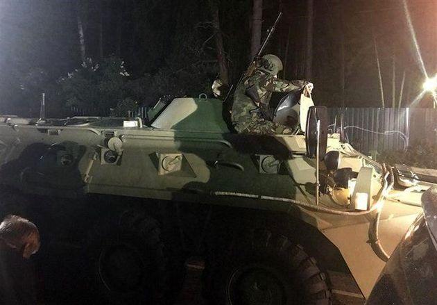 تیراندازی در مسکو ۶ کشته و زخمی برجای گذاشت