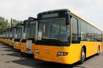 نوسازی ناوگان اتوبوس های درون شهری تهران با اتوبوس های دسته دوم