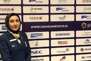 بانوی ایرانی سرداور مسابقات تنیس روی میز انتخابی المپیک شد