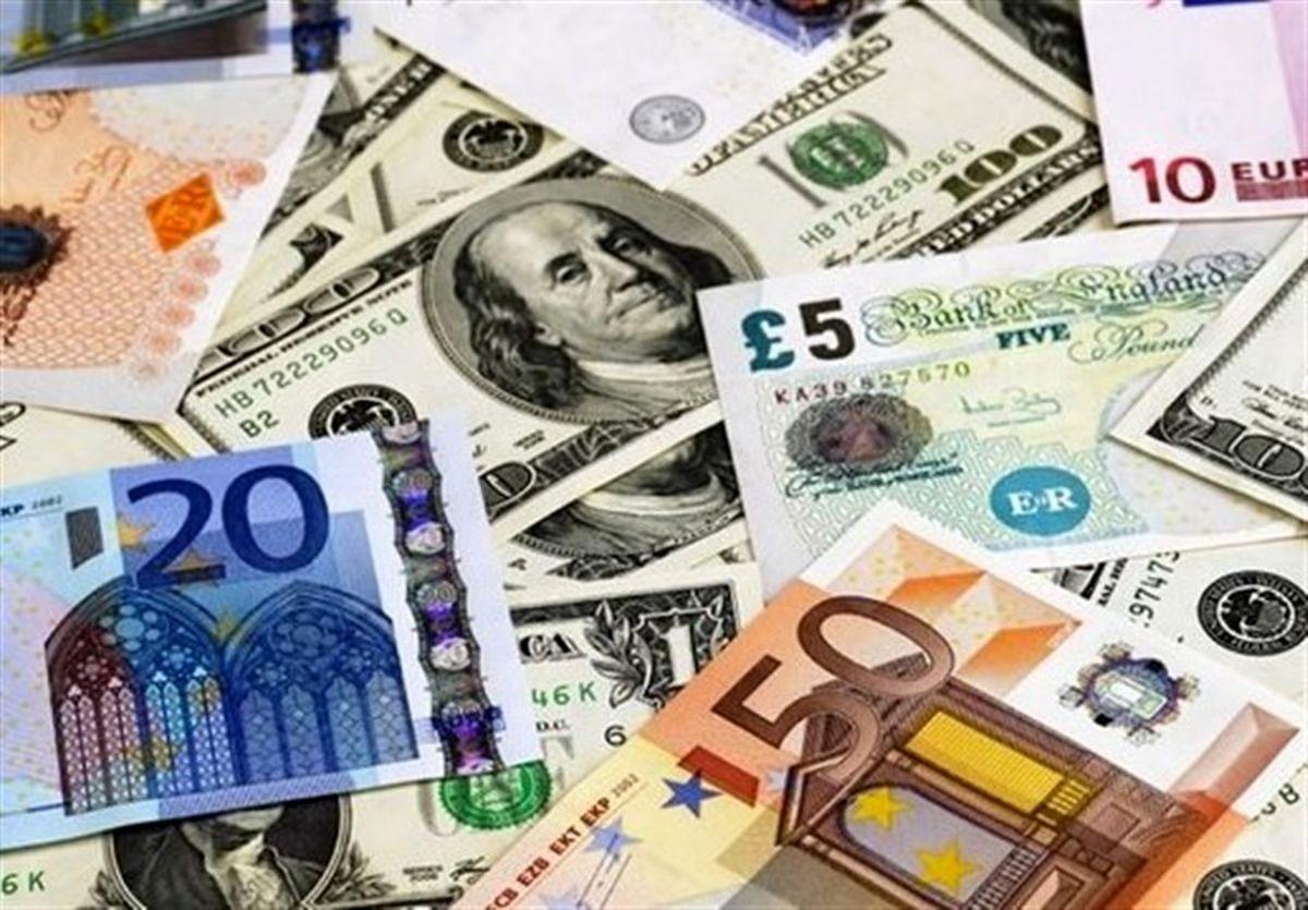 قیمت ارز دولتی ۲۷ تیر ۱۴۰۰/ نرخ ۴۷ ارز عمده اعلام شد