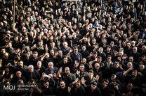 اجتماع بزرگ عزاداران حسینی در خمینی شهر