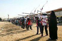نخستین دوره رقابتهای تیراندازی با کمان ساحلی به نام ساری ثبت شد