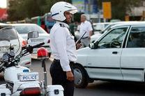 محدودیت های ترافیکی گرگان امروز از ساعتی قبل آغاز شد
