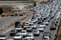 تردد روزانه 800 هزار خودرو در محورهای مواصلاتی استان اصفهان