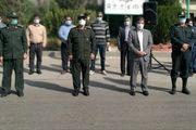 رزمایش پیشگیری از شیوع ویروس کرونا در اردبیل برگزار شد