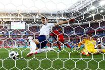 نتیجه بازی بلژیک و انگلیس در جام جهانی/ بلژیک در آستانه صدرنشینی گروه هفتم