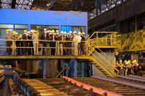 تولید ریل در شرکت ذوب آهن یک انقلاب در حمل و نقل کشور است