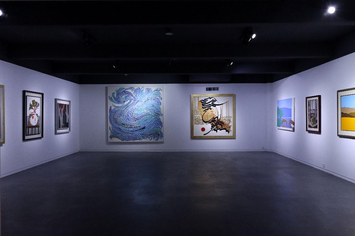 افتتاح ششمین نمایشگاه کلکسیونر با آثاری از 19 هنرمند