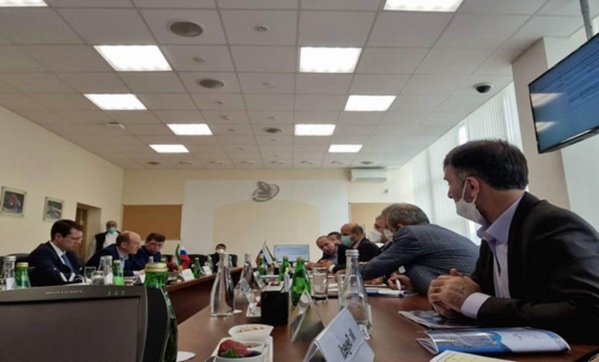 دیدار رئیس کل سازمان توسعه تجارت ایران با وزیر تجارت اتحادیه اوراسیا