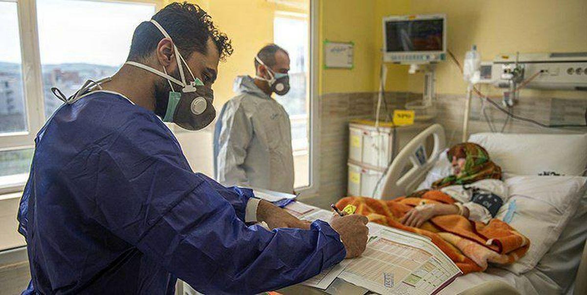 فوت 5 بیمار کرونایی طی 24 ساعت گذشته