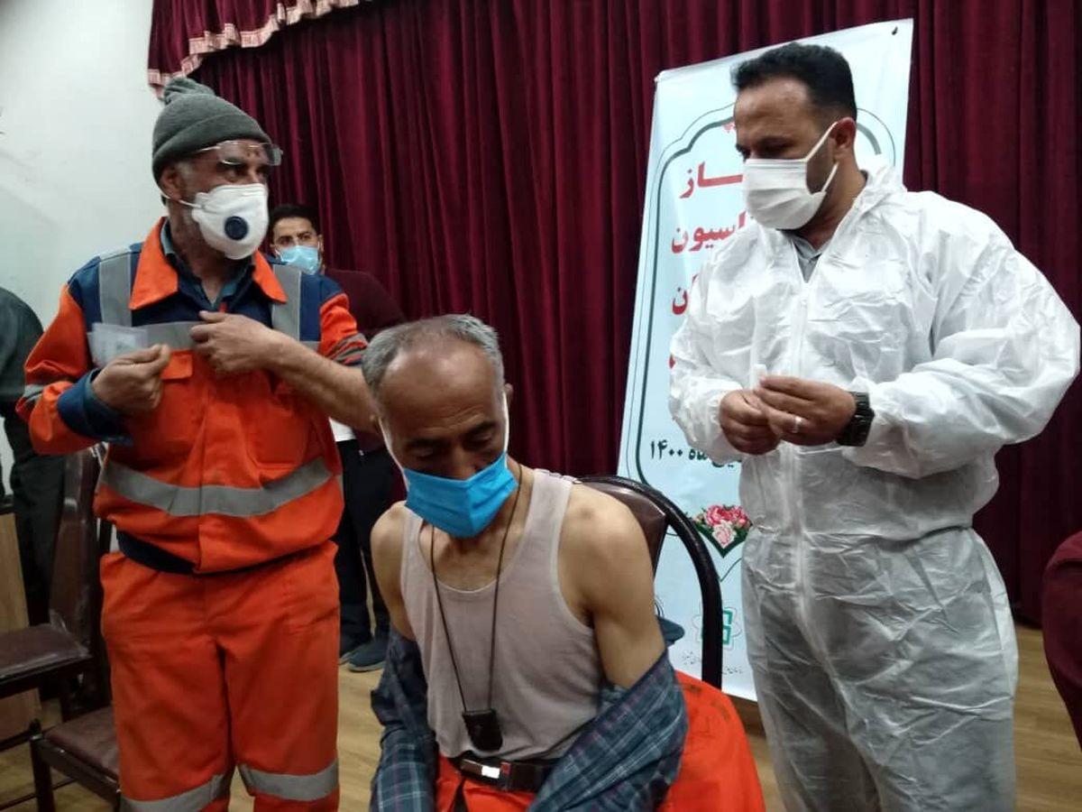 فوت دو پاکبان مشهدی پس از دریافت واکسن کرونا!/ پرونده در حال بررسی است