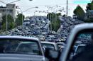 ترافیک محورهای مواصلاتی ایلام پرحجم و روان است