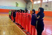 اردوی تیم هندبال دختران آموزشگاههای کرمانشاه برگزار میشود