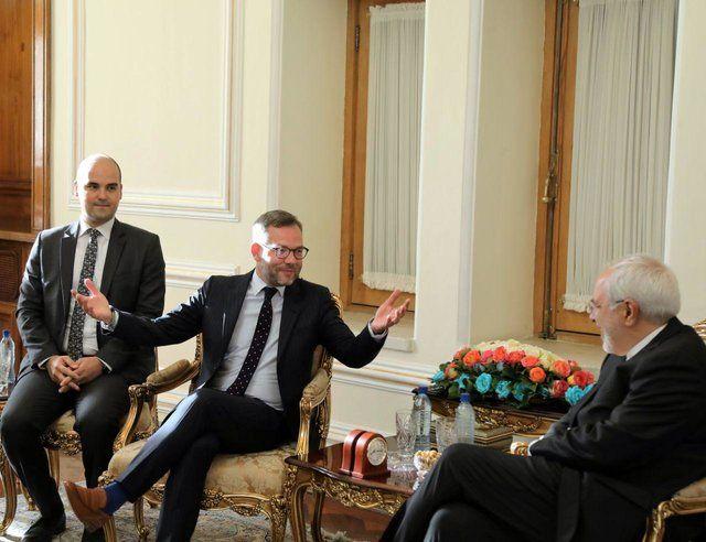 از تعهد آلمان برای گفتوگو و همکاری خرسند هستیم