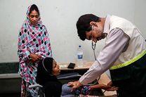 اعزام 62 پزشک متخصص به مناطق محروم هرمزگان