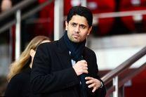واکنش رئیس PSG به تحقیر کردن بارسلونا